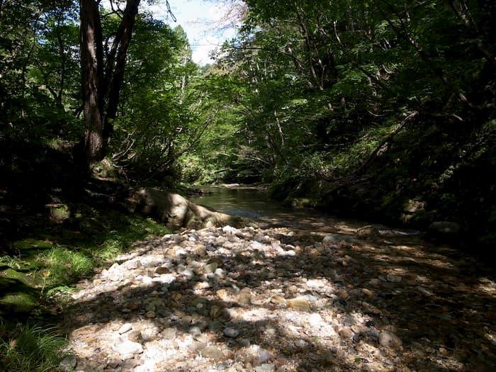 某川上流域