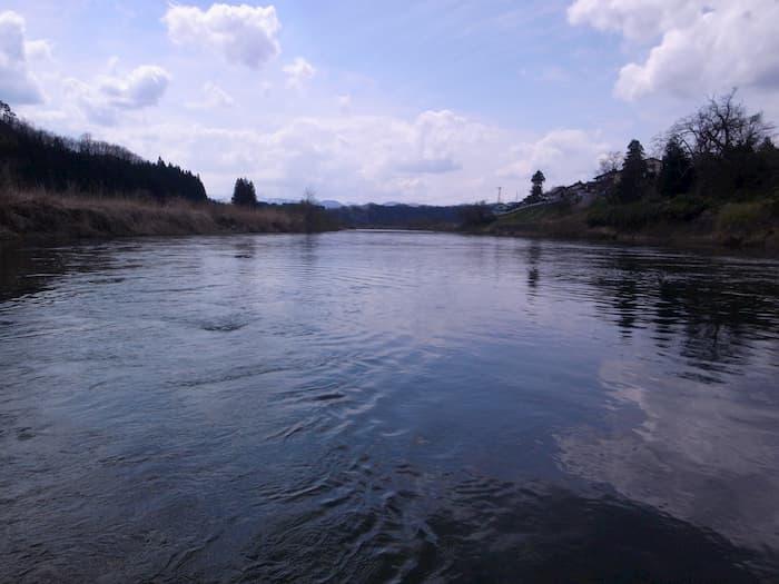 最上川水系中流域