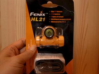 FENIX HL21(開封前)